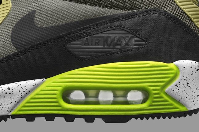 Nike Snearboots 2013 Am90 Mid 1