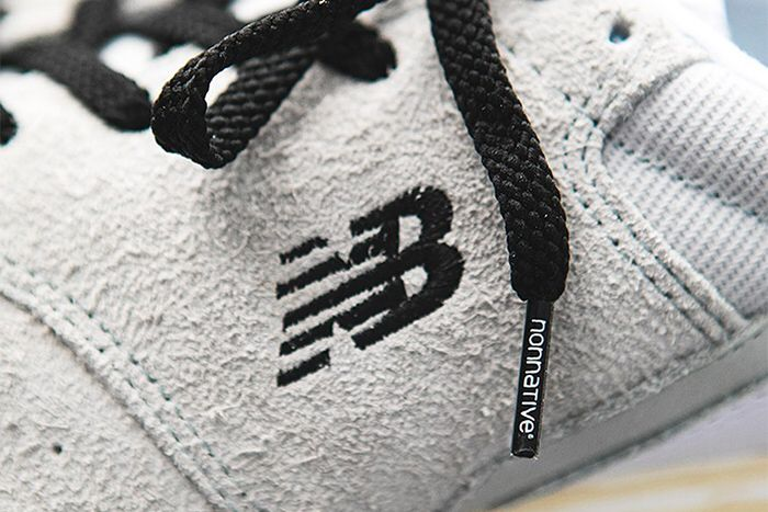 Nonnative New Balance 996 Grey Black Cm996Nns Release Date Lateral