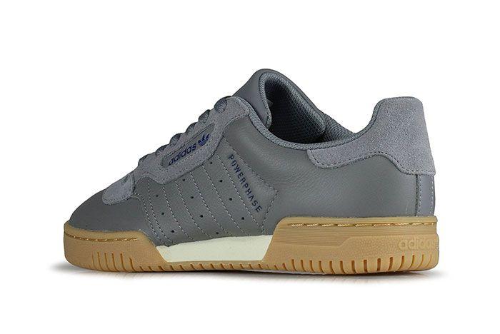 Adidas Powerphase Grey Fu9544 Release Info 2 Heel