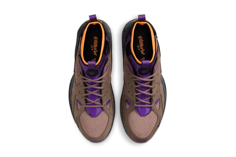 Nike ACG Air Mowabb 'Trail End Brown'