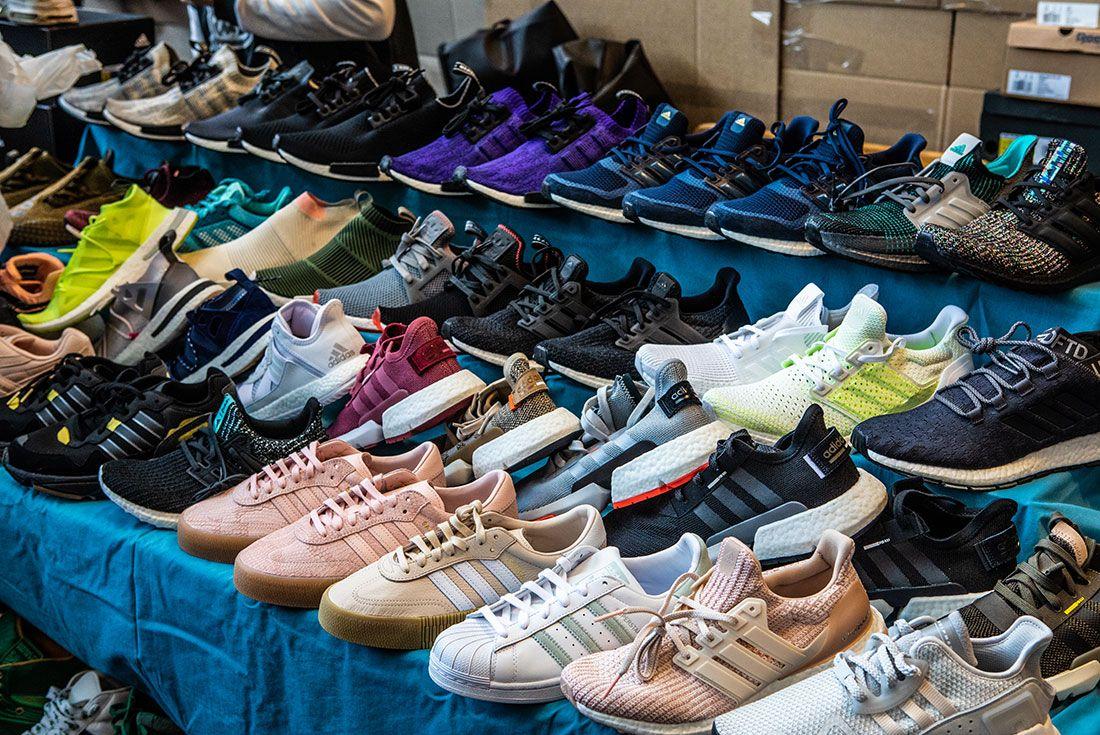 Sneaker Freaker Swap Meet October 201972