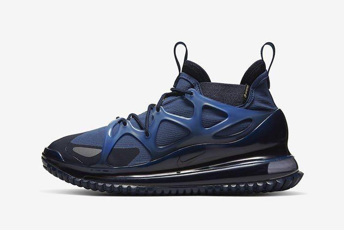 Nike Air Max 720 Horizon Blue Lateral