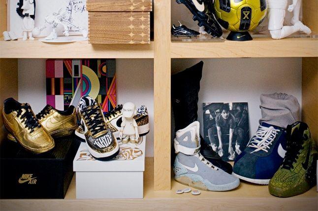 Mark Parker Nike Office 31 1