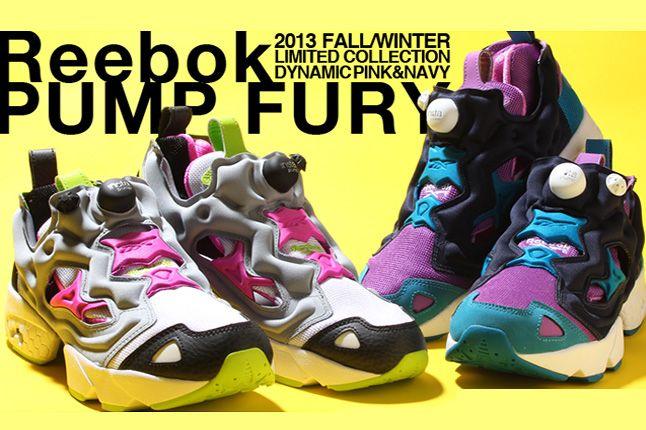 Reebok Pump Fury 1