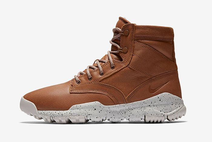 Nike Sfb Bomber 6 Inch Cognac Leather 1