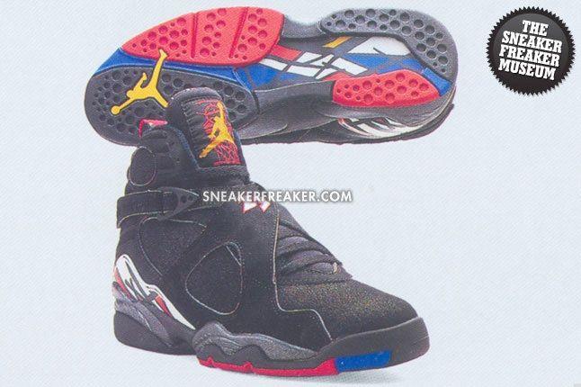 Air Jordan Viii True Red 1