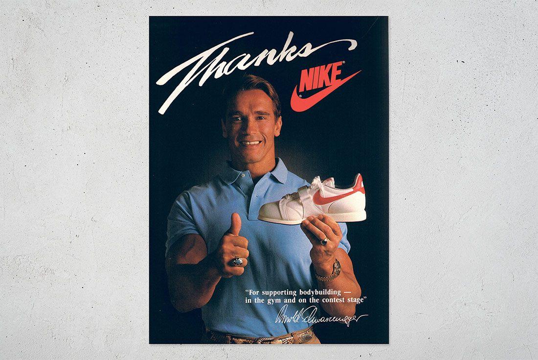SOLED OUT Sneaker Freaker Book Arnold Schwarzenegger