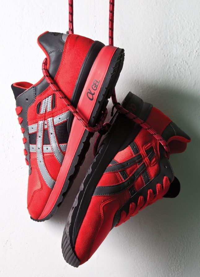 Asics Red Rope 02 1