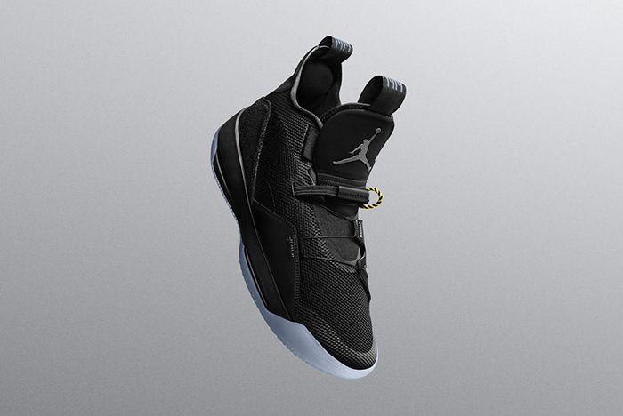 Air Jordan 33 Blackout Utility 1