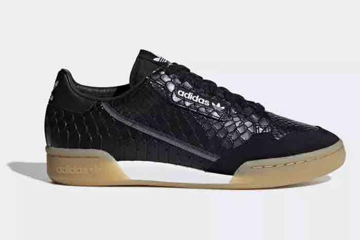 Adidas Continental 80 Snakeskin 2