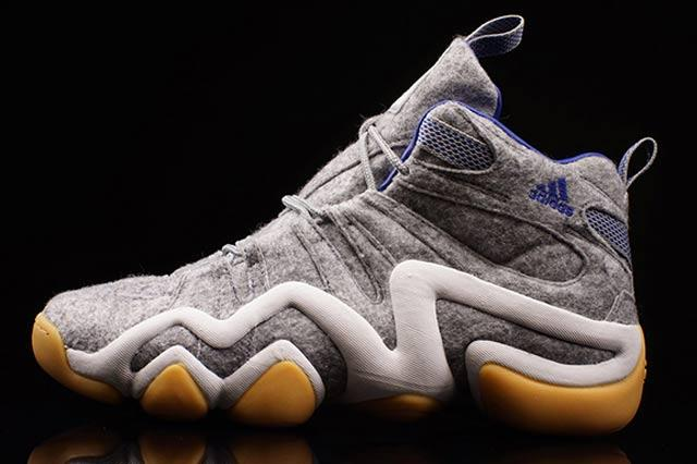 Adidas Crazy 8 Heather Wool 21