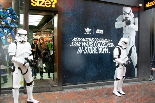 Adidas Size Storm Troopers 1