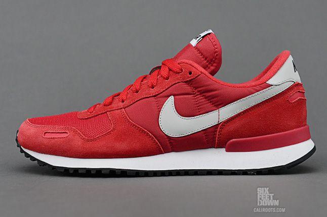 Nike Air Vortex Gym Red Side 1