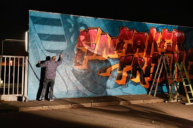 Interview Snkr Frkr Germany Talk Graff And Sneaks With Atom And Besser 2