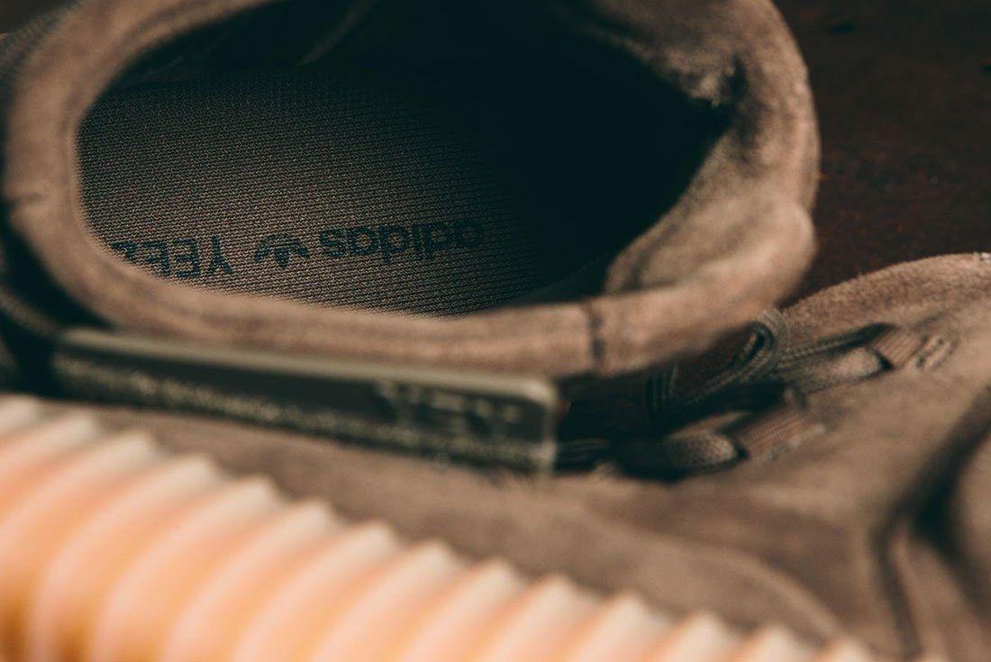 Adidas Yeezy Boost 750 Browngum 12