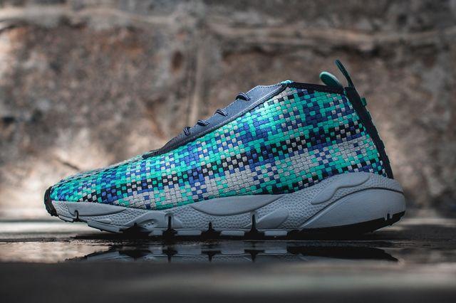 Nike Air Footscape Desert Chukka Hyper Jade 1