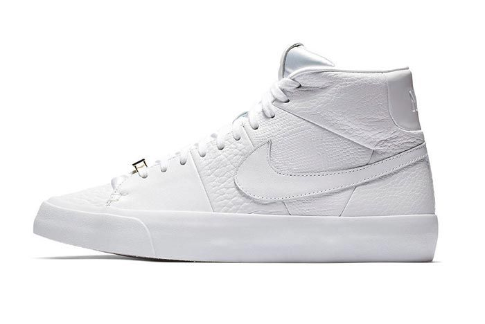Nike Blazer Royal Triple White 5