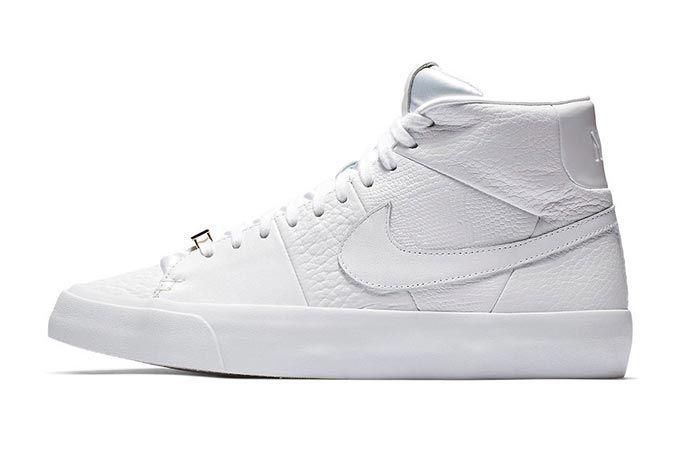 Nike Blazer Royal Triple White 5