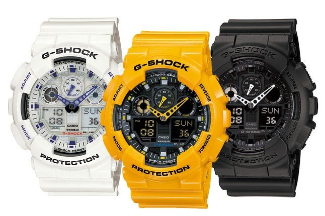 G Shock March 2010 2 1
