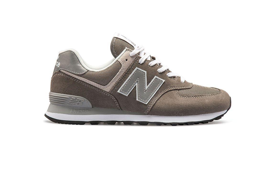 New Balance 574 Grey Lateral