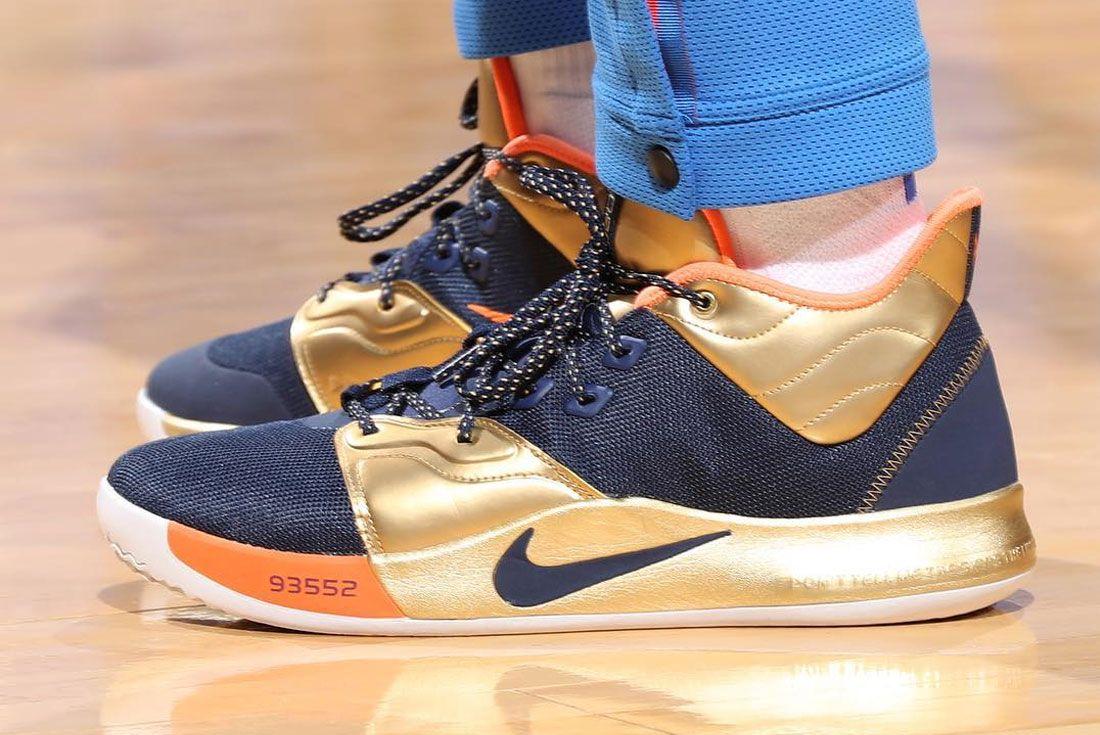 Nike Pg3 Nasa