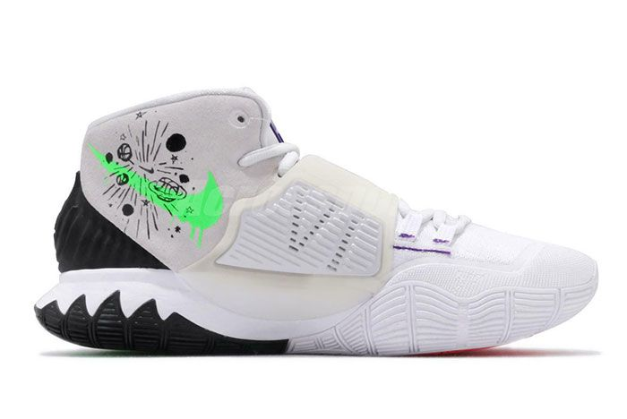 Nike Kyrie 6 There Is No Coming Back Right 2