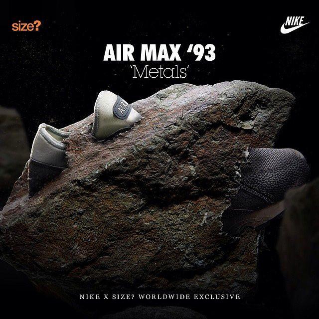 Air Max 93 Metals Size 1