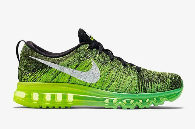 Nike Flyknit Air Max Voltage Green 2