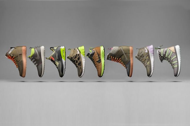 Nike Snearboots 2013 Collection 3