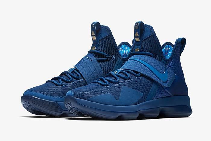 Nike Lebron 14 Agimat 6