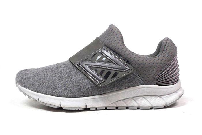 New Balance Rush Slip On Grey 4