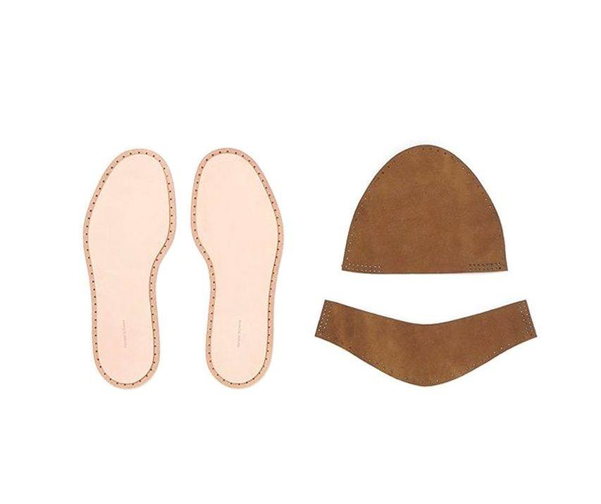 Hender Scheme DIY Craft Yourself Room Shoe Top