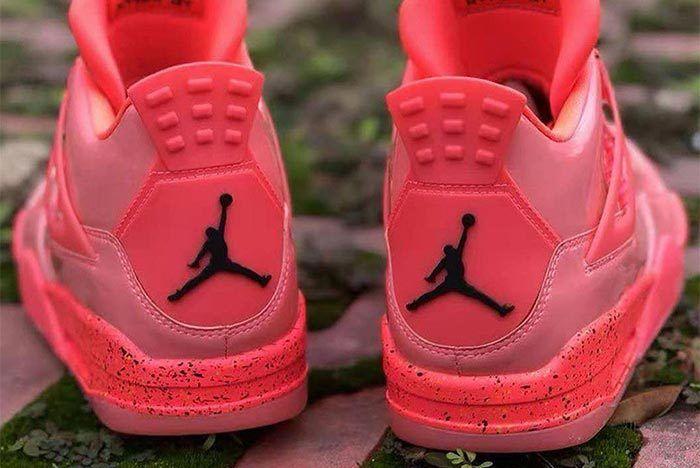 Air Jordan 4 Hot Punch Release Date