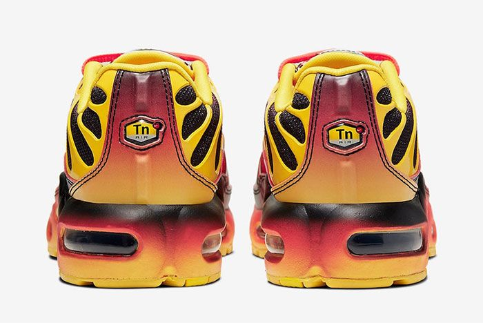 Nike Air Max Plus Gradient Tiger Heel