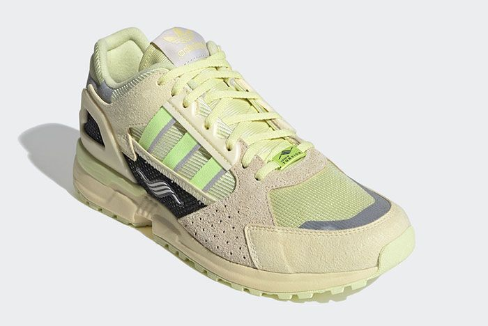 Adidas Zx 10000C Yellow Tint Right 2