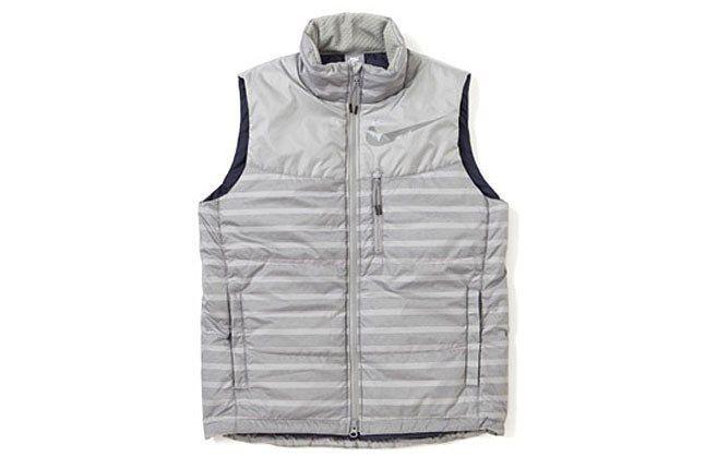 Nike Grey Vest 1