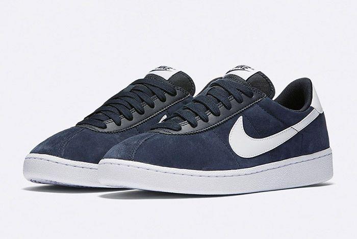 Nike Bruin Suede Marine Blue 1