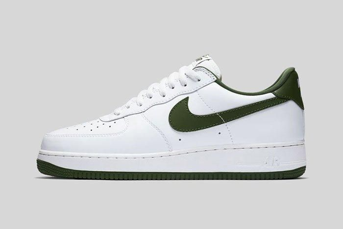 Nike Air Force 1 Green 3