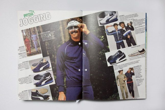 Puma Running Book Retro 1