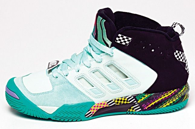 The Biz Bryon Sheng Adidas 13
