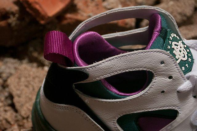 Nike Air Trainer Huarache Dark Emerald 3