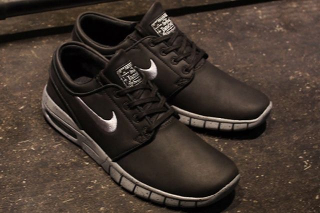 Nike Sb Stefan Janoski Max Leather Sewer 3