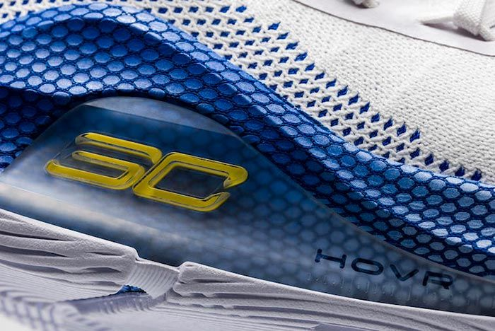 Under Armour Curry 6 Dub Nation Close Up