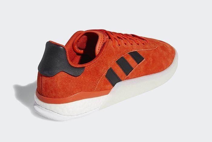 Adidas 3St 004 Collegiate Orange 4