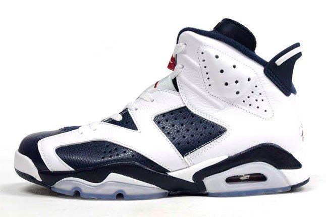 Air Jordan 6 Olympic 8 1