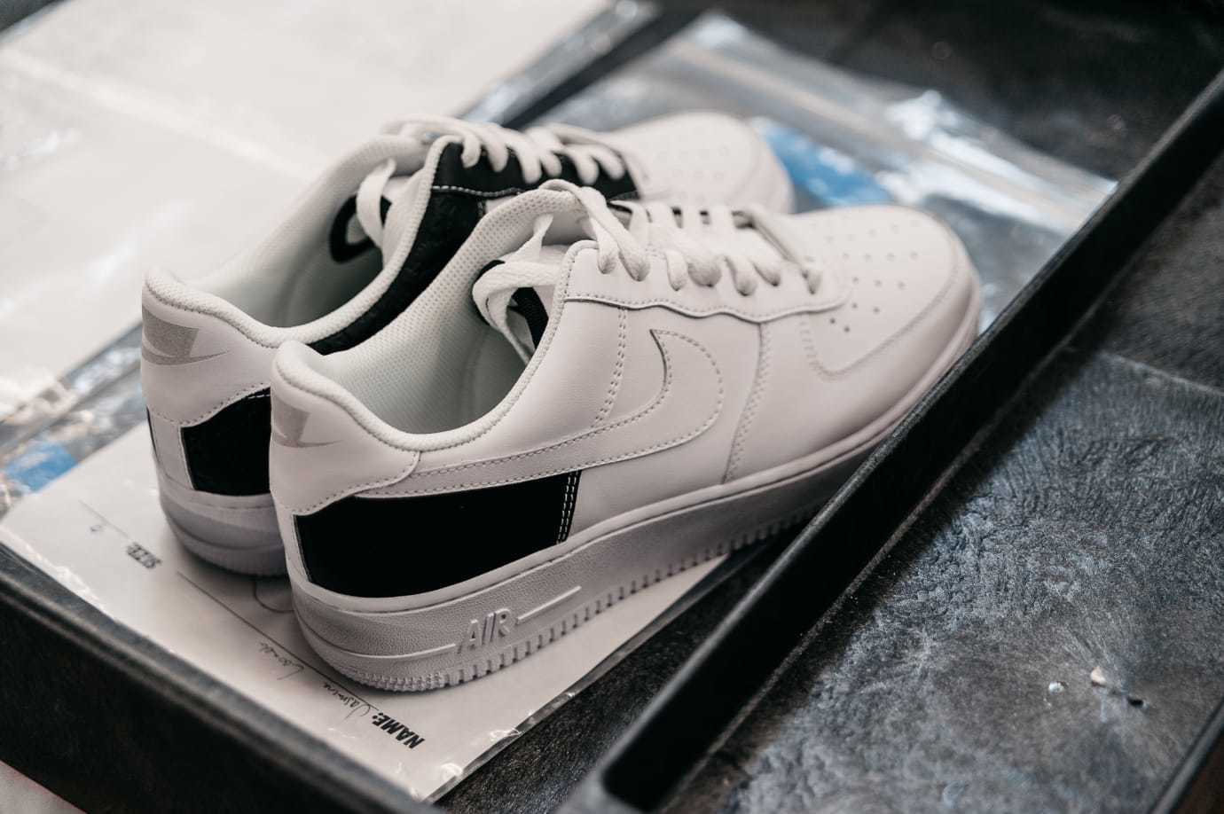 Nike Flyleather Air Force 1 1