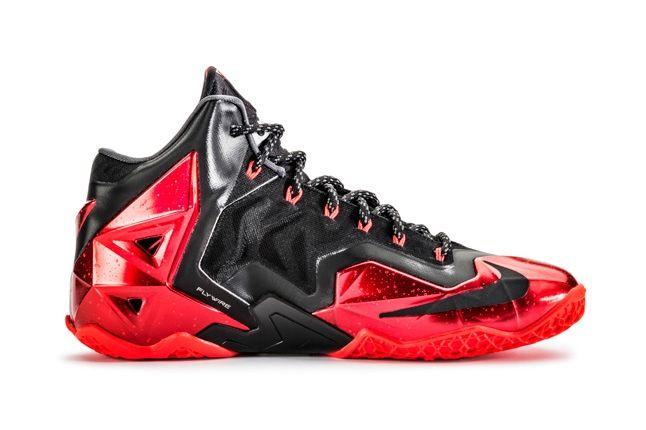 Nike Lebron 11 Away Edition 4