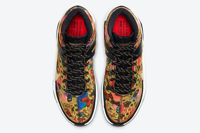Nike Kd 13 Butterflies And Chains Ci9948 600 Top