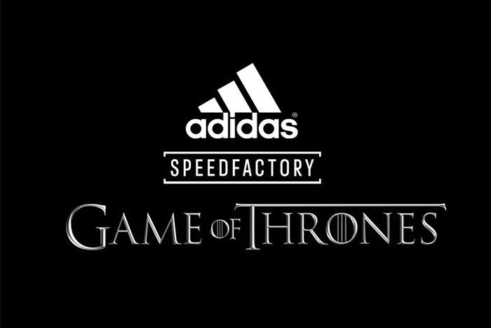 Adidas Speedfactory Game Of Thrones