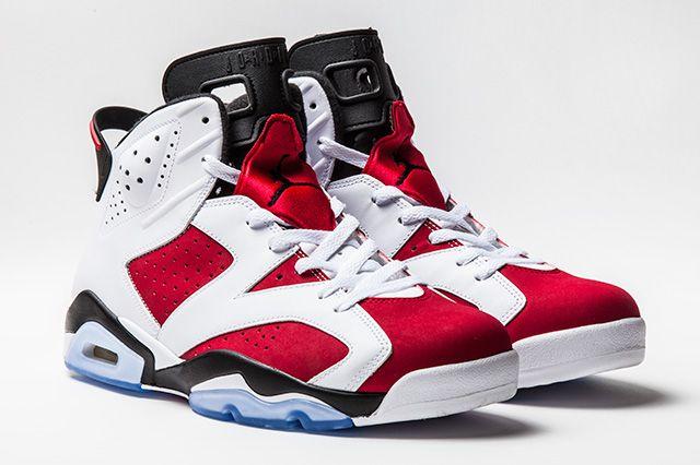 Air Jordan 6 Carmine 9